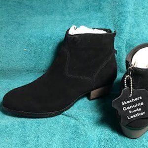 NIB Skechers Lasso Ankle Boots - Sz 9